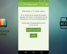 listas iptv Descargar Iptv latino player full