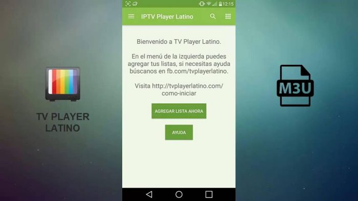 descargar gratis iptv player latino para iphone