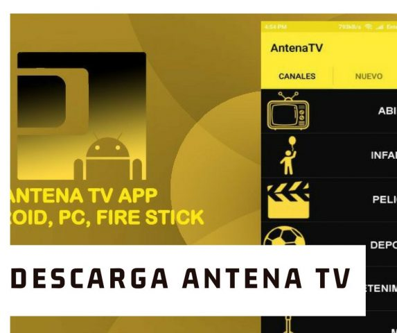 Descarga gratis antena tv apk para android tv box y pc for Antena 3 online gratis